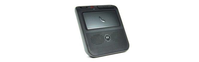 Motorola T215 et T325 kits main libre auto