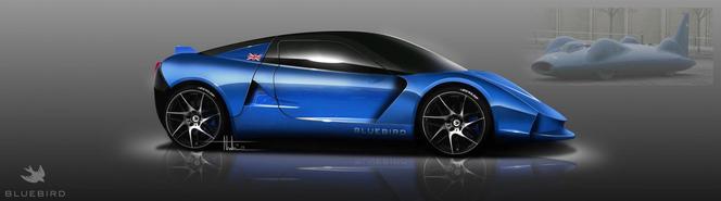 Future Bluebird DC50: encore une sportive électrique