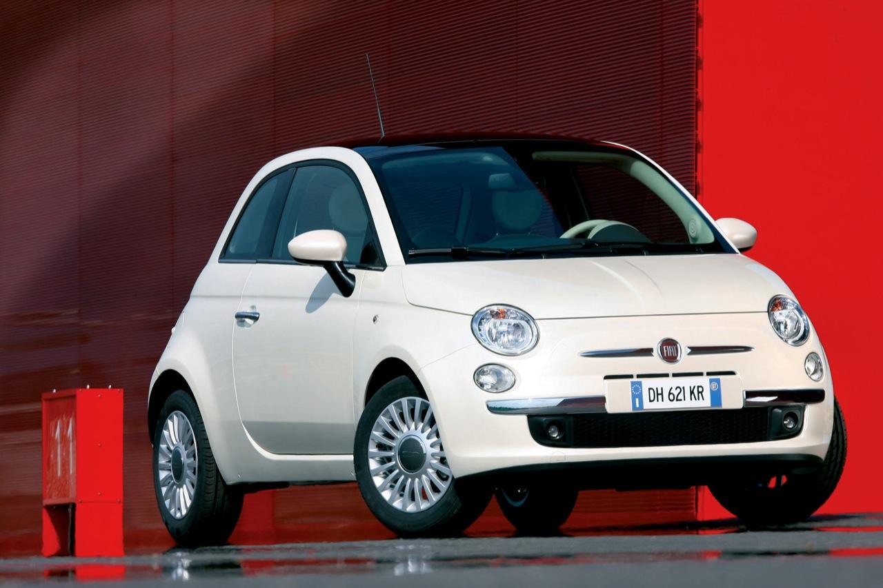 Fiat 500: une orgie de photos