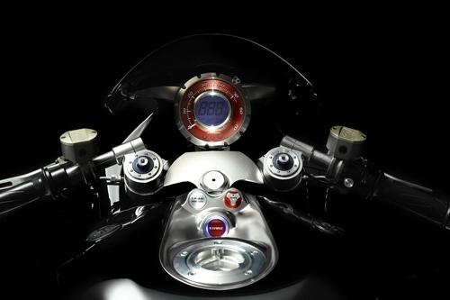 Nouveauté 2007 : Yamaha MT-0S