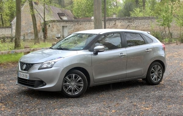 La Suzuki Baleno arrive en concession : l'achat malin