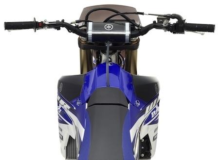 Nouveauté 2015: de vrais changements pour la Yamaha WR250F
