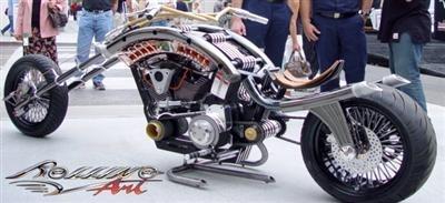 Vidéo moto : genèse d'un concept bike