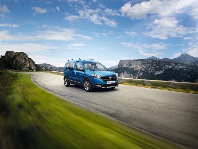 Les tarifs des nouveaux Dacia Lodgy et Dokker Stepway dévoilés!