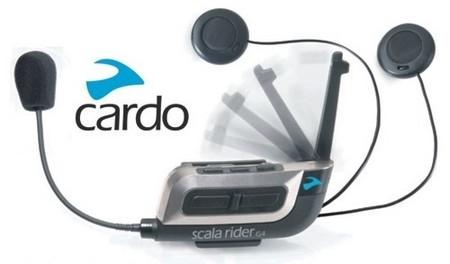 Un nouvel intercom aux JPMS : le Cardo Scala Rider G4.