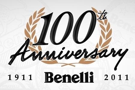 1911 - 2011 : Benelli fête son centenaire à Milan