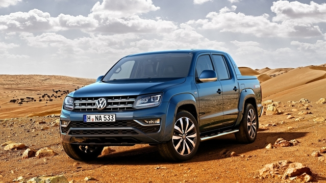 Volkswagen dévoile l'Amarok restylé