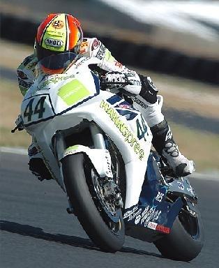 Superbike: Monza: Rolfo: Quand le loup sort du bois.