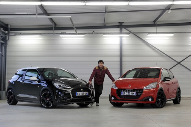 Comparatif vidéo - DS3 Performance - Peugeot 208 GTI By Peugeot Sport : dispute familiale