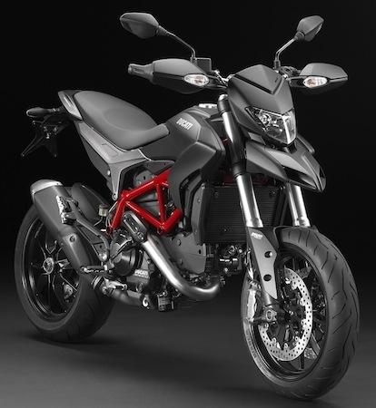 Ducati: Hypermotard et Hypermotard SP en approchent