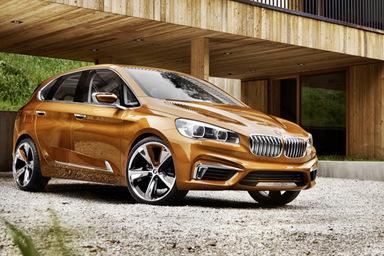 BMW Concept Active Tourer: et maintenant une variante Outdoor...