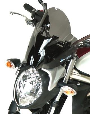 Bullster fait 2 bulles pour la Suzuki SVF 650 Gladius.
