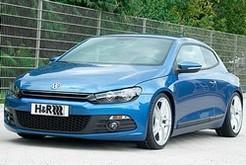 Volkswagen Scirocco, le nouveau phénomène tuning?