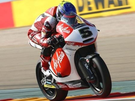 Moto GP - Grand Prix d'Australie J.2: Marquez confirme, Crutchlow surprend et Zarco présent