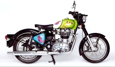 Une Royal Enfield au catalogue des 3 suisses…
