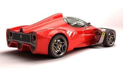 Ferrari Zonin Concept: inspirée par la F1