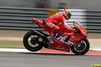 Moto GP: Domenicali livre le secret de la GP7.