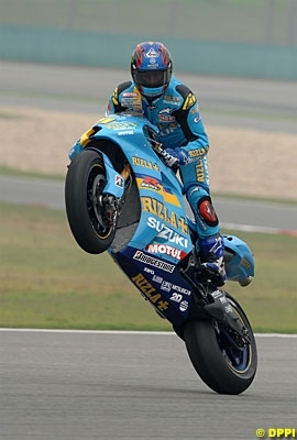 Moto GP: Suzuki aura son team satellite en 2008.