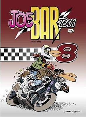 Joe Bar Team: le 8 arrive!