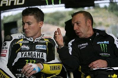 Moto GP - Yamaha: Toseland cherche une porte de sortie