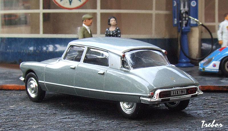 Miniature 1 43 232 Me Citroen Ds19 Pallas