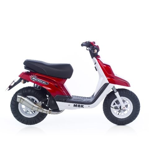 Leovince sort le pot Scoot GP pour Booster 50 cm3