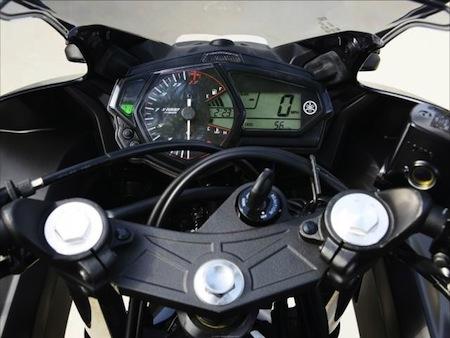 Nouveauté 2015: Yamaha YZF-R3... en détails