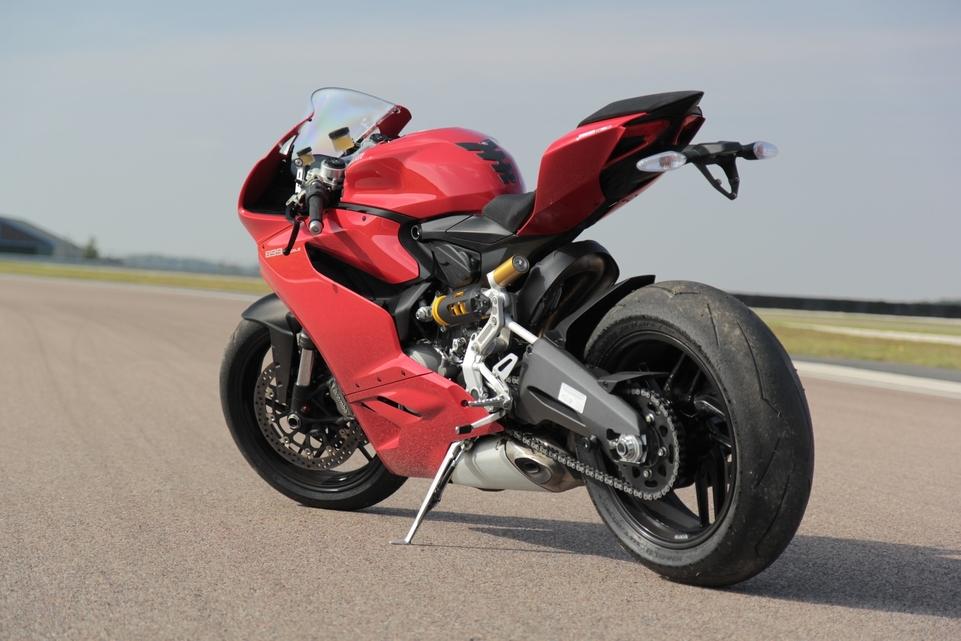 Les essais d'Arnaud Vincent : Ducati Panigale 899 [+vidéo]