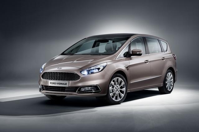 Ford : le S-Max Vignale à partir de 45700euros