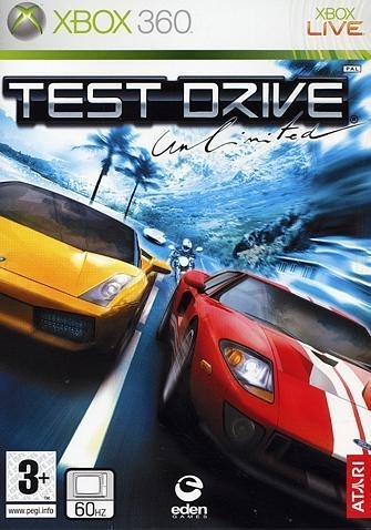 Jeu vidéo :  Test Drive Unlimited