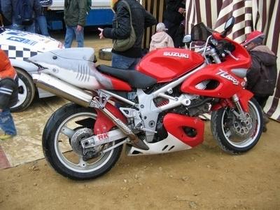 Une Suzuki TL-S pour le moins originale !!