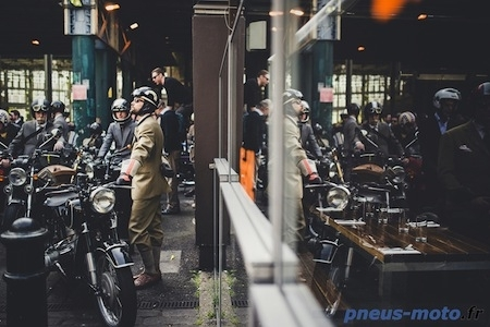 """Abjectif atteint pour les """"Gentlemen bikers"""" avec 1,5 million de dollars"""