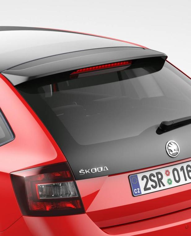 future skoda rapid spaceback teasing party. Black Bedroom Furniture Sets. Home Design Ideas