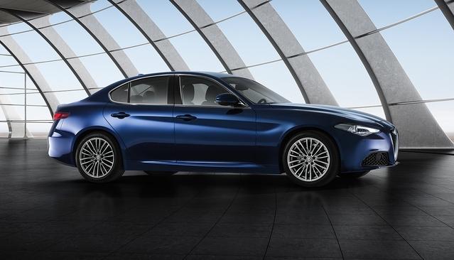Alfa Romeo: la Giulia disponible à la commande à partir de 30900€