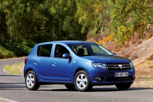 Dacia Sandero, la voiture des vrais gens