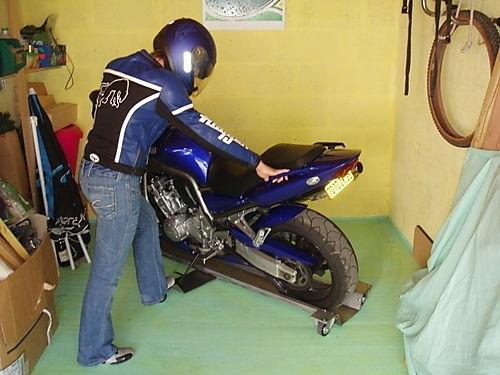 Astuce : Range moto R2R