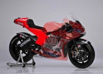 Moto GP - Ducati: Des changements fondamentaux en ce qui concerne le moteur