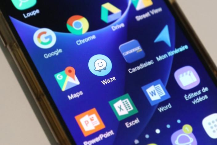 En 2017, Waze a été la sixième appli pour smartphone la plus utilisée en France, toutes catégories confondues.