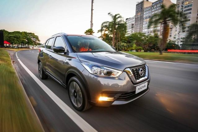 Nissan Kicks : un crossover urbain à l'attaque du monde