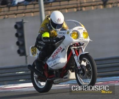 Finale de l'Européan Classic Séries ce week end à Aragon: un équipage 100% féminin dans la course.