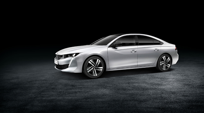 Nouvelle Peugeot 508: prix à partir de 32300€