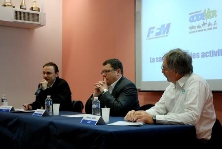 Conférence de presse FFM, Codever, FFMC : Stop à la motophobie !!