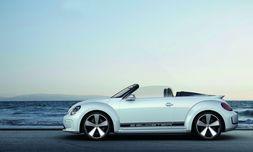 Salon de Pékin - Volkswagen E-Bugster Speedster