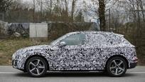 Surprise : le nouveau Audi Q5 se montre un peu plus