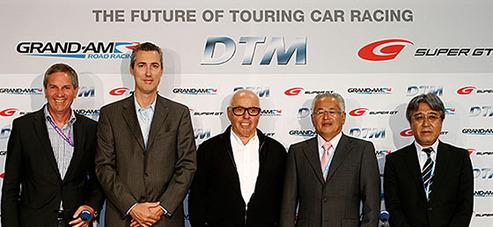 DTM, Grand-Am et Super GT: la série commune pour 2017