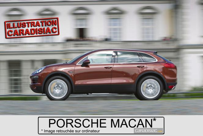 2013, le Porsche Macan arrive !