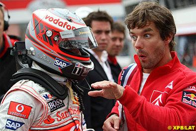 Formule 1: Sébastien Loeb se prépare aussi
