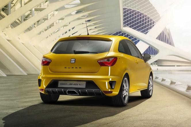 Salon de Pékin 2012 - Seat Ibiza Cupra Concept