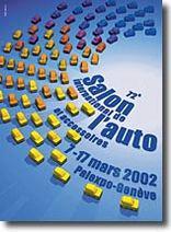 Spécial salon de Genève 2002