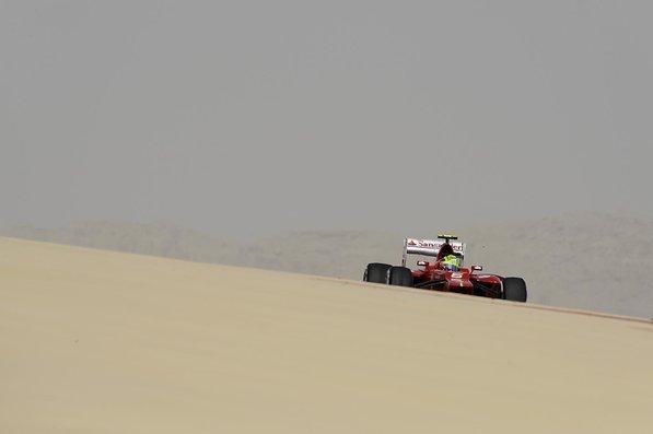 F1 GP de Bahreïn : Vettel revient dans le jeu, les Lotus en grande forme